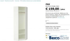 Placard Dressing Lapeyre Ikea Brico Maubeuge