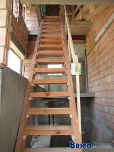 Escalier ext rieur en acier galvanis - Escalier en metal a vendre ...