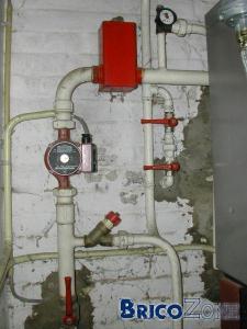 Vidanger installation: quelle vanne / robinet ?