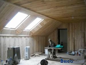 Isolation d 39 un toit en tole quel mat riaux page 2 for Isolation d un toit