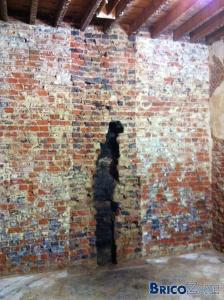 Condamnation de mes cheminées par du béton