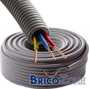 Quels cables dans ma cloison???