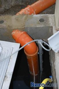 """Cuve d'eau de pluie beton et filtre """"maison"""""""