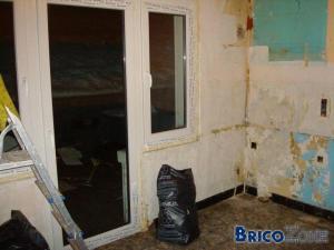 comment r parer mur en torchi brique platre dans une cuisine page 2. Black Bedroom Furniture Sets. Home Design Ideas
