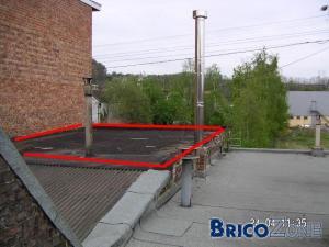 Démolition de dalle beton