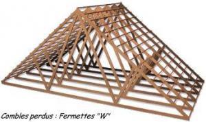 modification charpente w. Black Bedroom Furniture Sets. Home Design Ideas