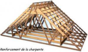 Modification Charpente W