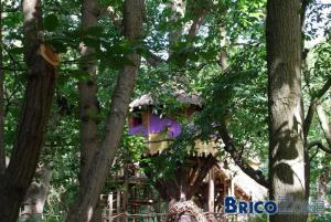 Cabane d'enfants