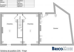 schema unifilaire boite de derivation. Black Bedroom Furniture Sets. Home Design Ideas