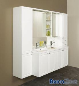 Meuble salle de bain for Meuble de salle de bain facq