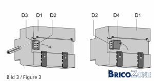 Branche Dimmaktor Siemens
