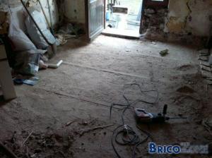 Comment r�parer mur en torchi/brique/platre dans une cuisine?
