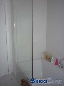 Quel est ce revêtement de salle de bain ?