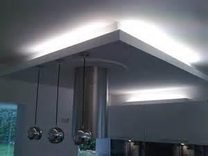 Hotte pour �lot et faux plafond pas assez solide