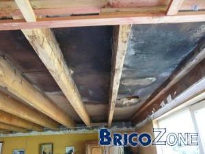 R�novation toiture plate compl�te