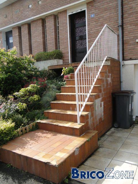 recouvrement escalier ext rieur en b ton. Black Bedroom Furniture Sets. Home Design Ideas