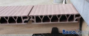 Construction de ma terrasse Twinson Terrace + Deceuninck
