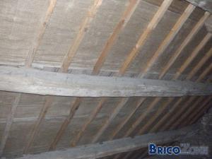 help! quel isolant pour ma sous-toiture (inconnue...de moi)