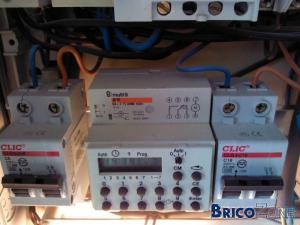 branchement boiler électrique