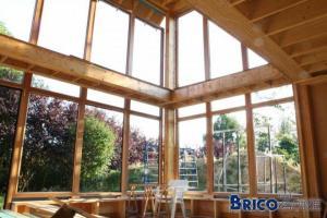 Baies vitrées de 8m x 4m60 : BOIS OU PVC ?