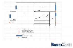 Question sur comment isoler une plateforme en b�ton avec roofing existant