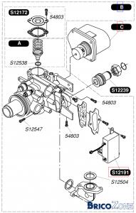 Probleme de chauffe eau guide panne chauffeeau electrique for Probleme thermostat chauffe eau