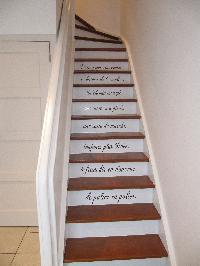 Re renover escalier en bois pictures to pin on pinterest - Restaurer un escalier bois ...