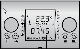 fonctionment de courbe de regulation de chauffage sur chaudière mazout condensation?