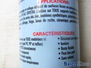 SOUDAL FIXALL CRYSTAL : une blague !