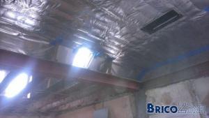 Isolation toiture : Ursa Pure One (pare vapeur ou frein vapeur ?)
