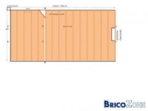 consolider plancher bois après enlèvement cheminée