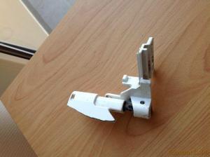 Problème pour réparer des charnières (chassis PVC)