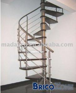 Ou placer l'escalier et quel model y mettre ?