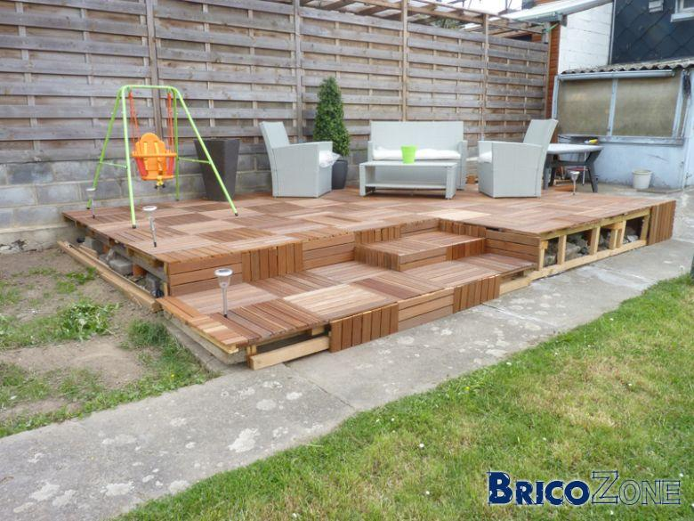 Finition Terrasse Bois 8 Messages Forumconstruire Com Pictures to pin
