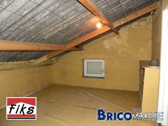 Toiture en t le ternite quoi faire - Comment isoler un toit en tole ...
