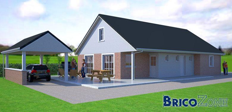 Votre avis sur ce plan de maison plain pied for Voir sa maison en 3d