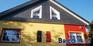 Maison peinte et urbanisme