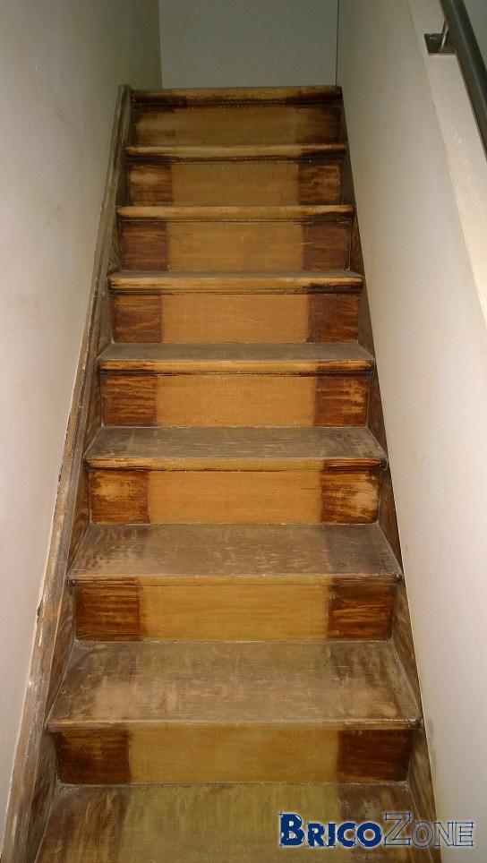 renover escalier et paliers. Black Bedroom Furniture Sets. Home Design Ideas