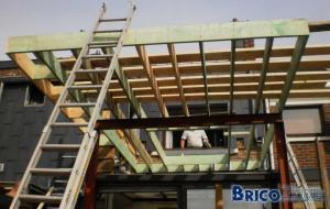 Nouvelle toiture plate (avis)