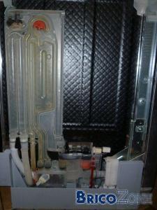 mon lave-vaisselle Bosch d�conne :)