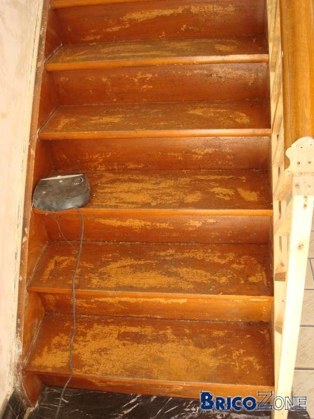 Très poncer un escalier ??? OK97