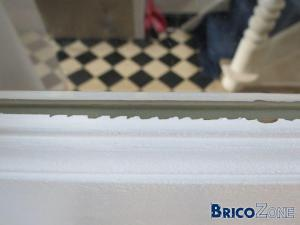 Peinture chassis - protection - tape