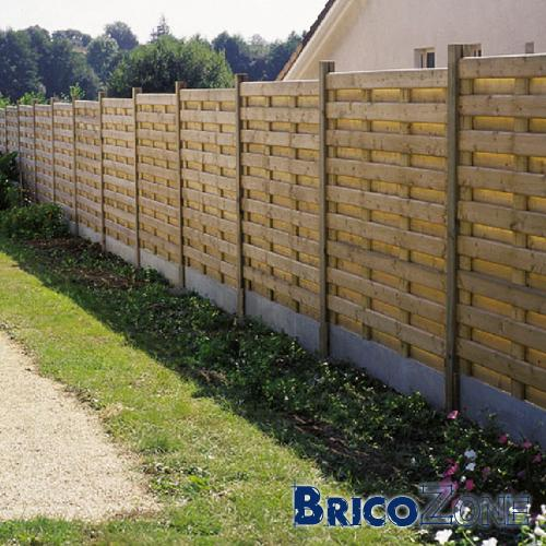 Img with brise vue anti bruit - Cloture jardin chien dijon ...