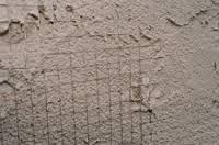 Réparation mur --> chaulage