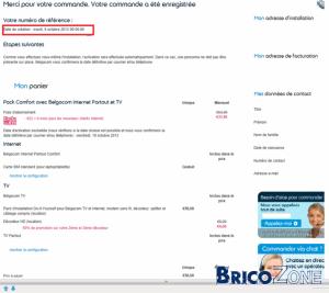 Belgacom...