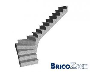 aide pour dessiner un escalier 1 4 tournant. Black Bedroom Furniture Sets. Home Design Ideas