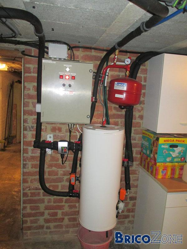 Poele MCZ MUSA Hydro 15KW / Mon installation + question