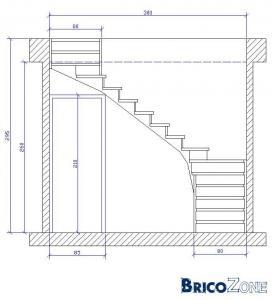 Escalier, à cours d'idées là...