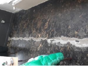 fissure dans du beton. Black Bedroom Furniture Sets. Home Design Ideas