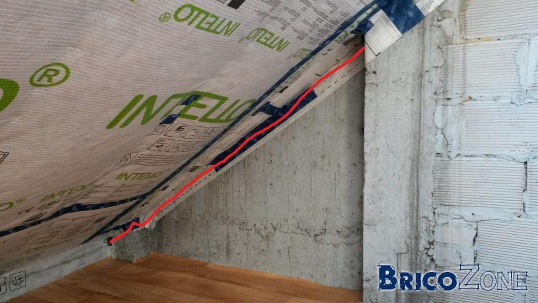 Isolation mur froid avec styrodur for Pare vapeur mur interieur